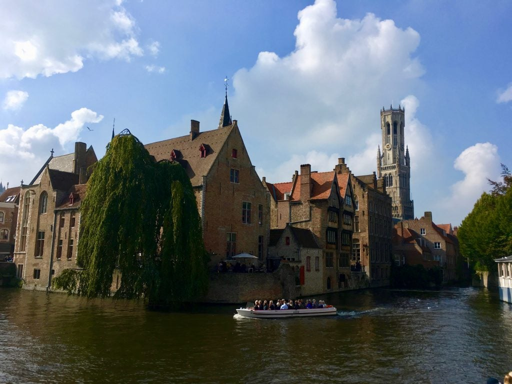 bruges city of love