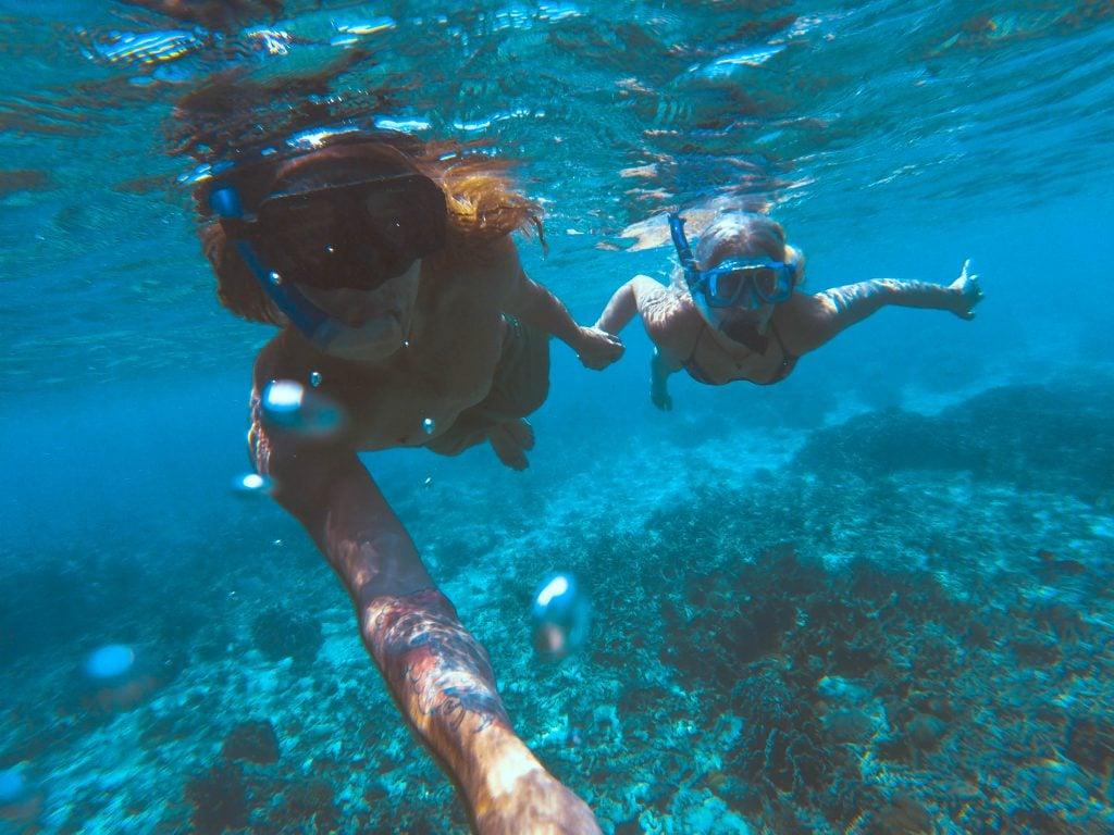 boracay snorkelling