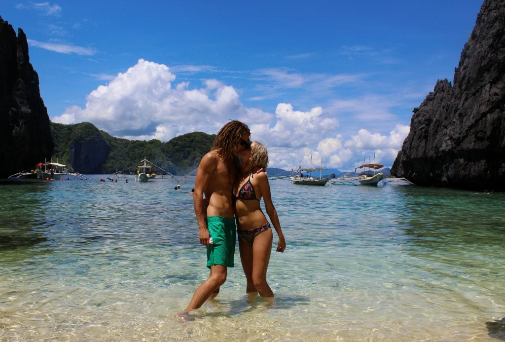 Philippines honeymoon