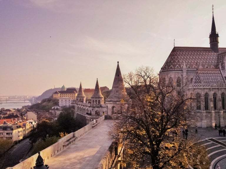 Castle Hill District, Budapest