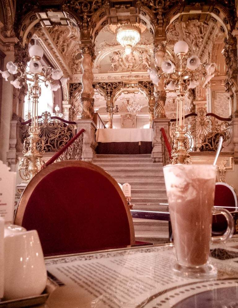 New York Café, Budapest