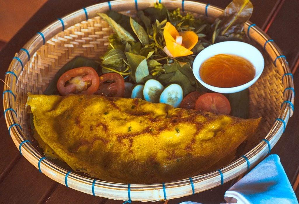 food in vietnam egg