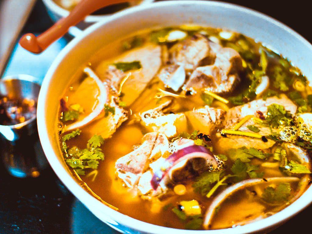 bun bo hue food in Vietnam