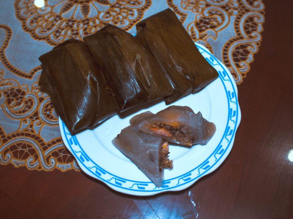 food in vietnam Bánh bột lọc