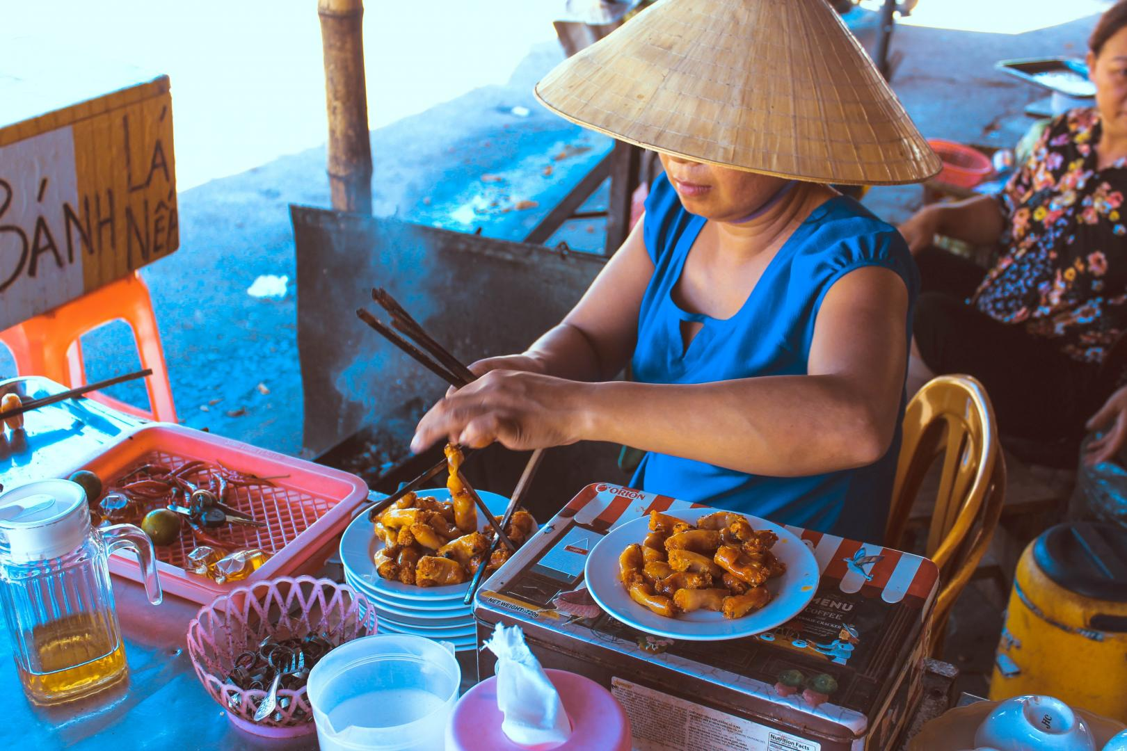 The Best Street Food In Vietnam