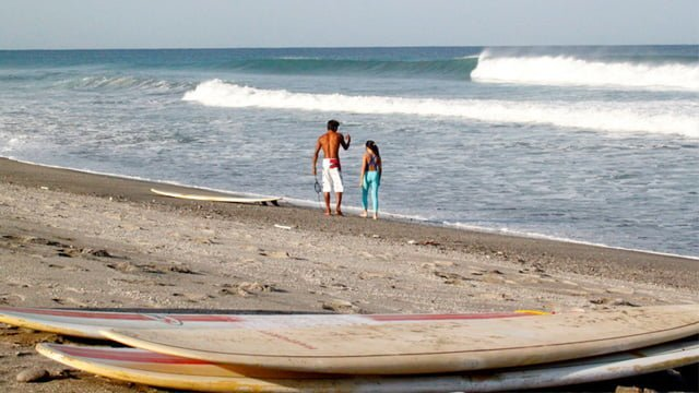 Zambales surf the Philippines