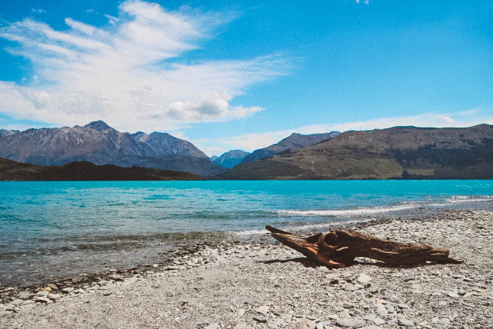 Lake Wakatipu NZ