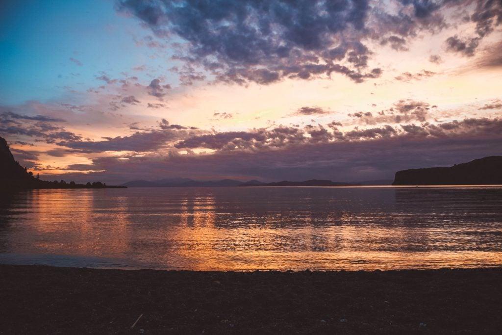 Whakaipo Bay NZ