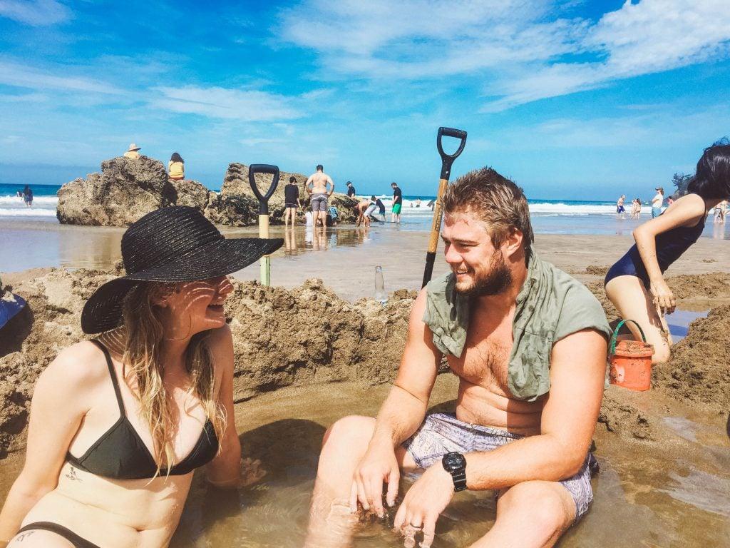 Hot Beach NZ