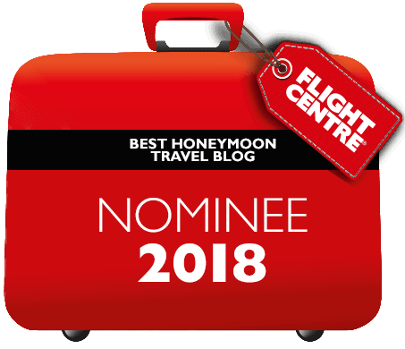 honeymoon travel blog