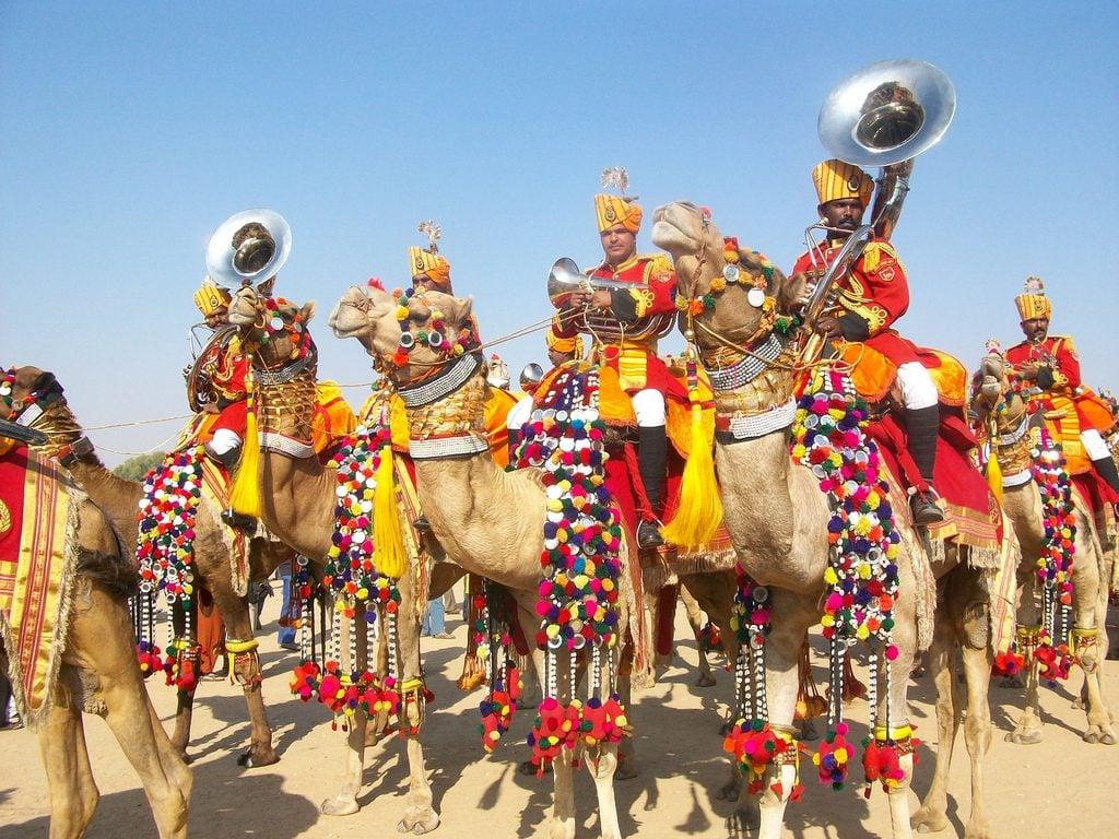 Desert Festival, Jaisalmer