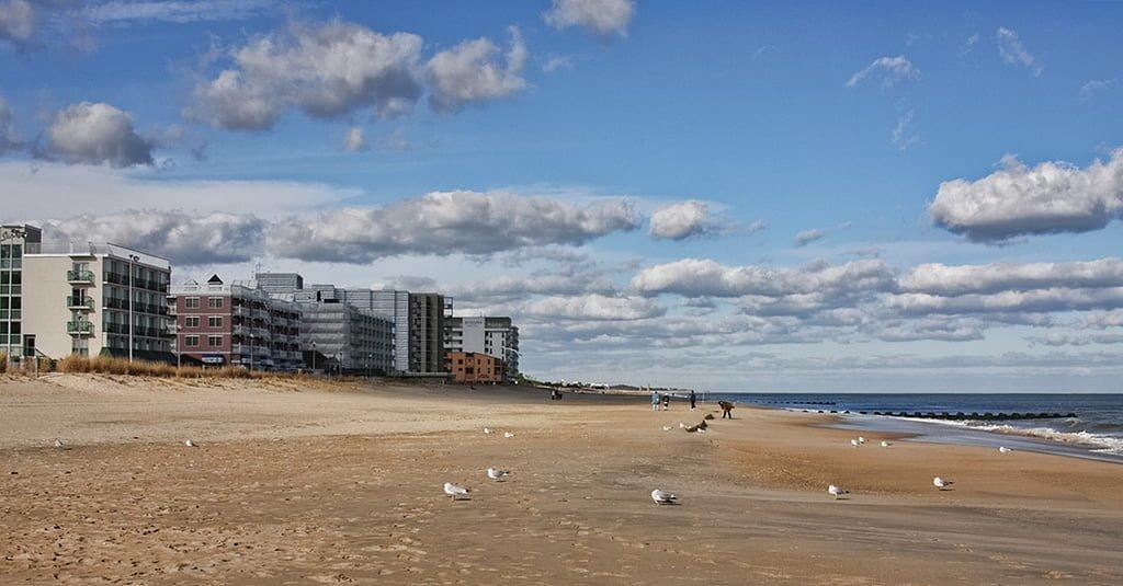 ocean front hotels in delaware