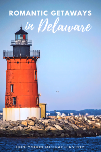 Romantic places in Delaware