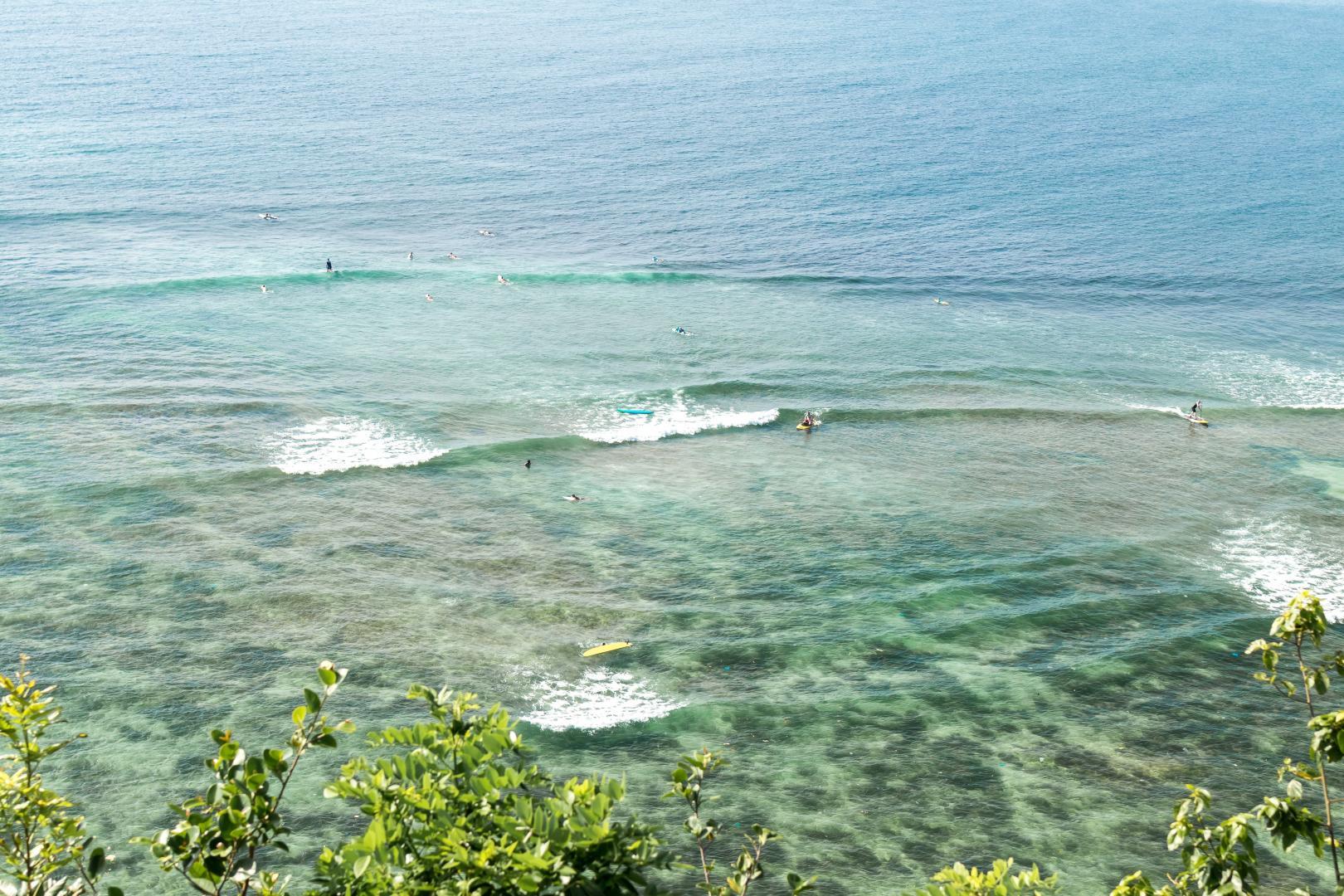 Balinese Ocean Views