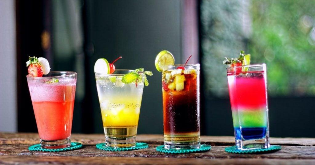 Thai cocktail bar
