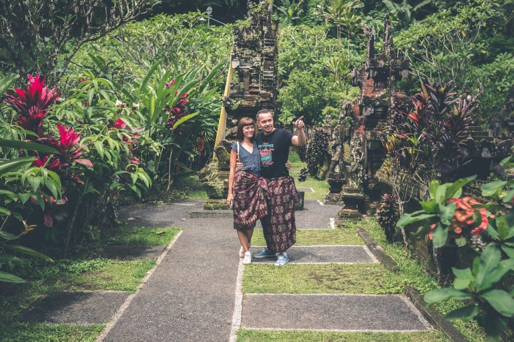 things to do in Bali for honeymooners
