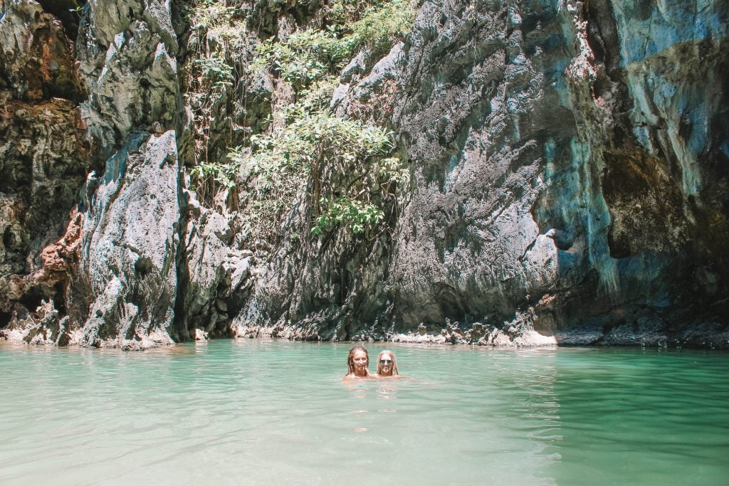 Palawan honeymoon