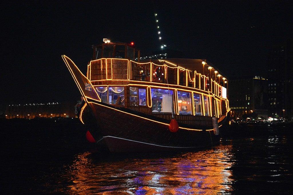 romantic places in Dubai for couples