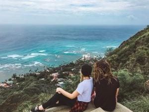 Hawaii honeymoon USA
