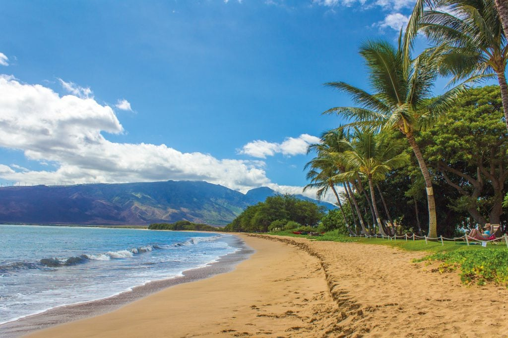 Hawaii Honeymoon Destination