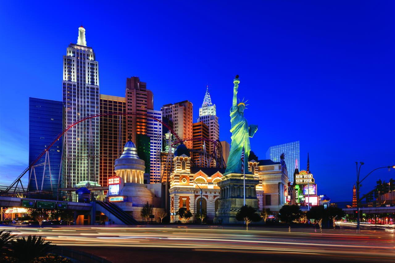 themed hotels in las vegas