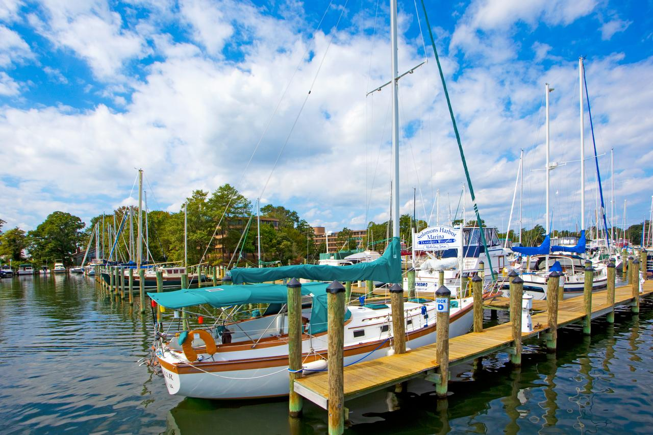 romantic places in maryland