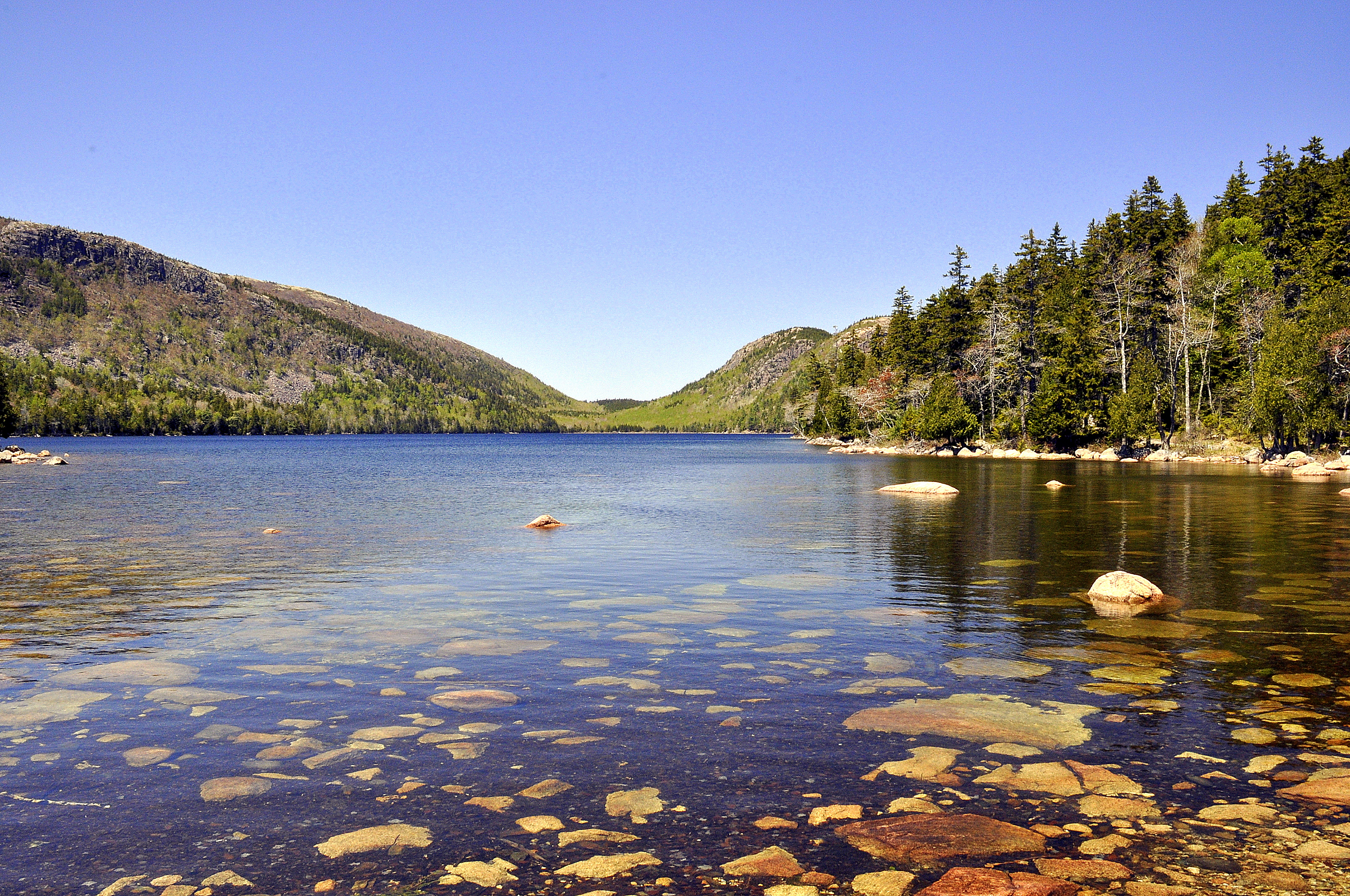 best vacation spots in maine