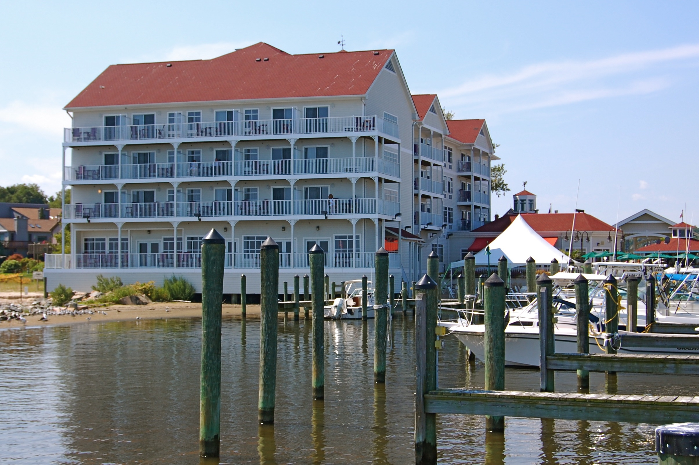 chesapeake beach maryland hotel