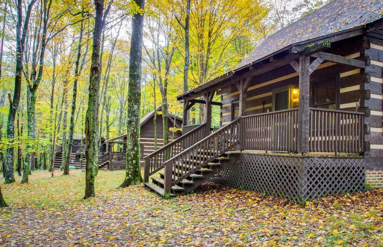 romantic cabins in maryland