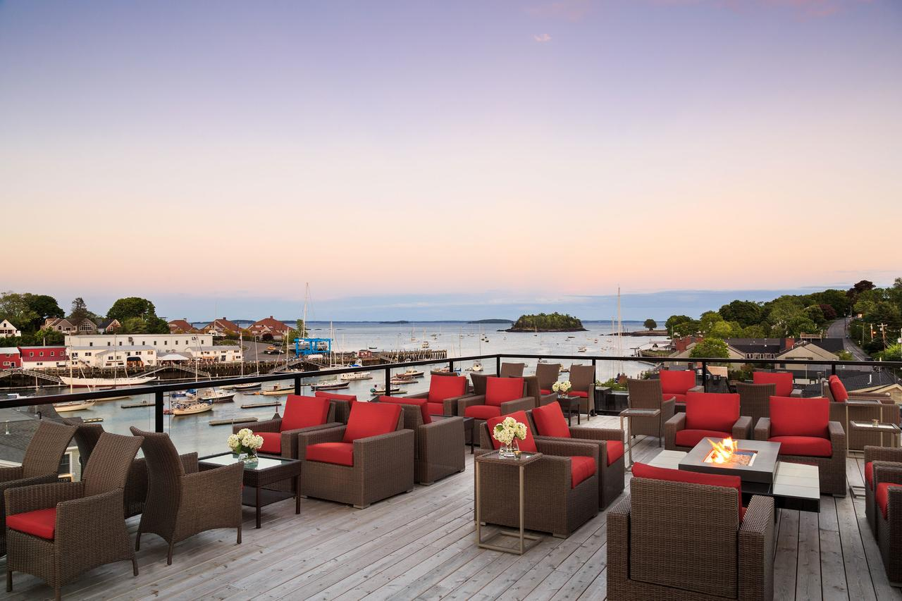 best hotels in maine