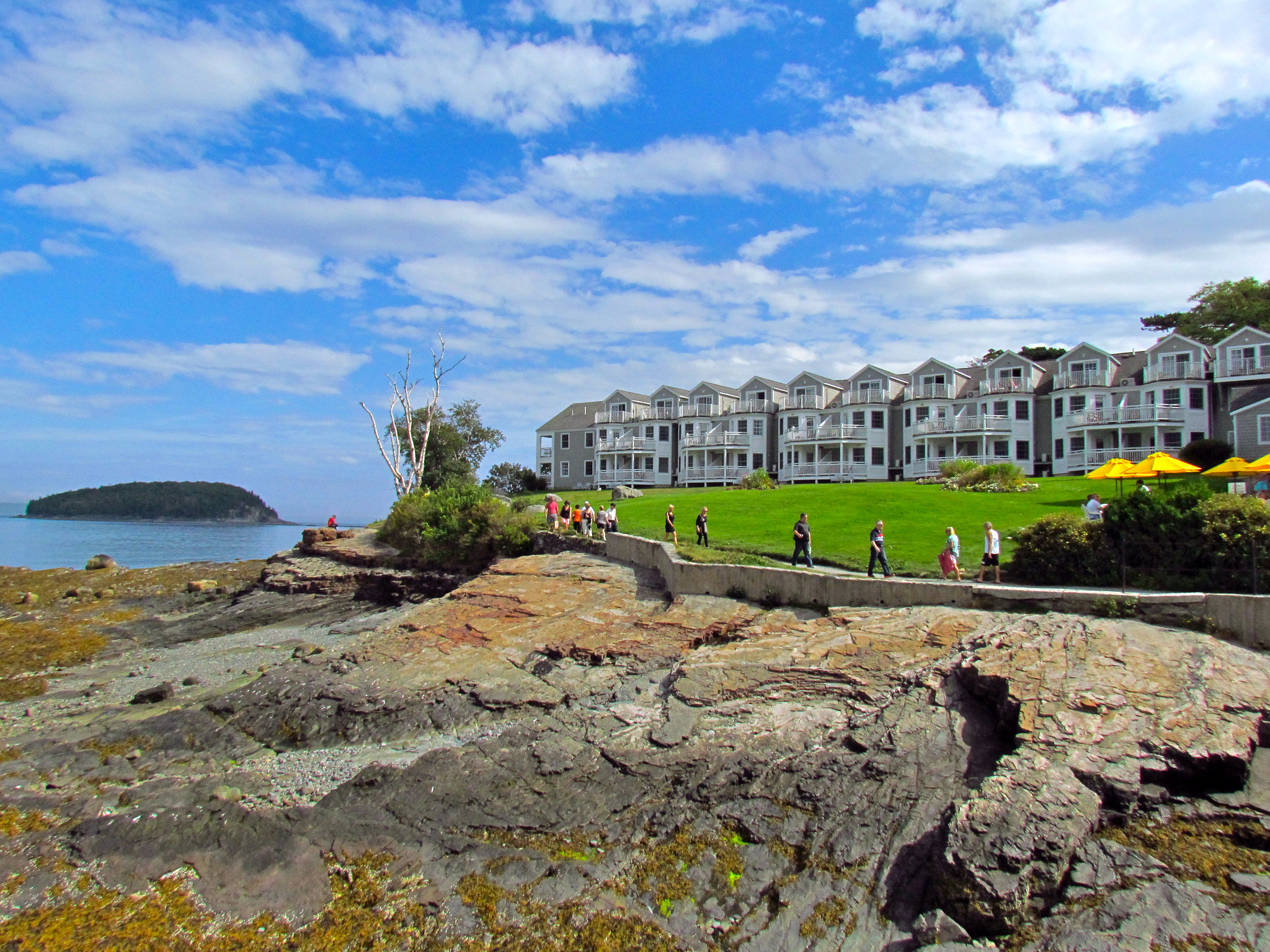 best places to stay in maine
