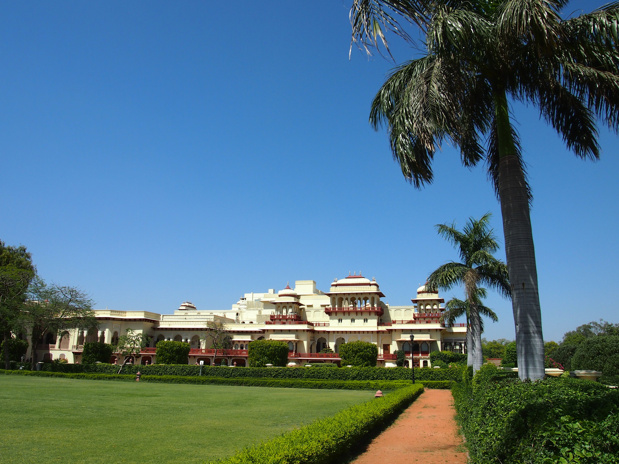 Taj Rambagh Palace Hotel India