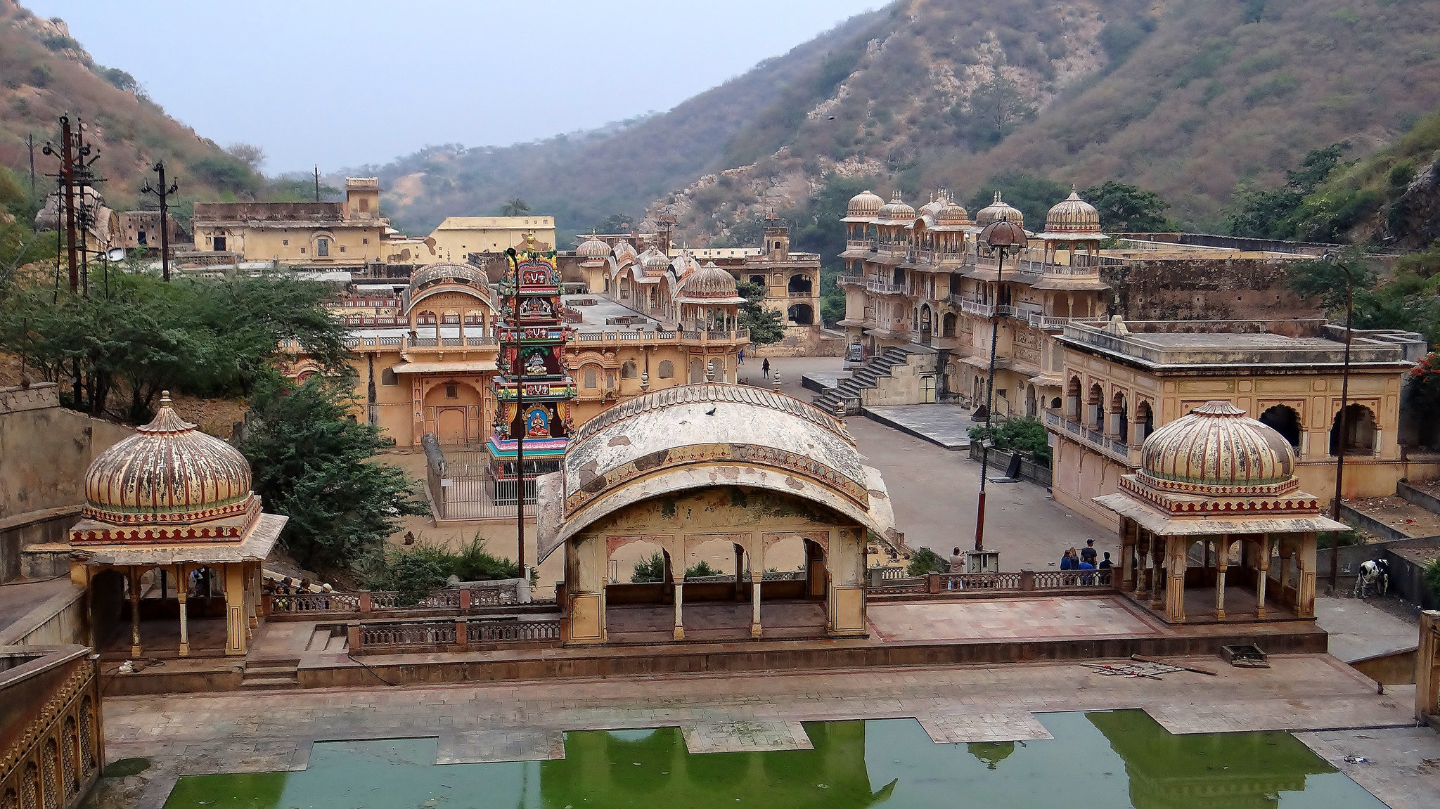 Galta Ji Monkey Temple: Weekend getaways India