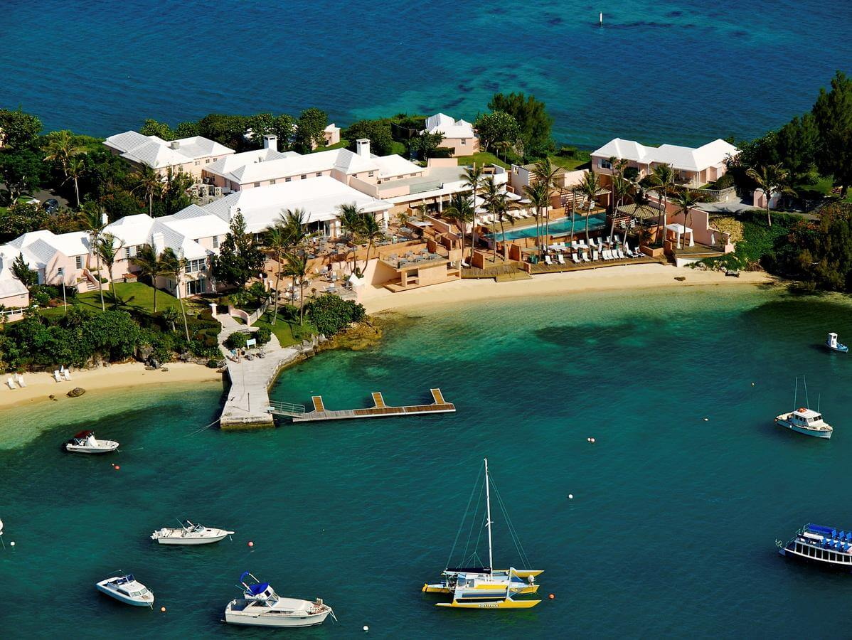 best bermuda honeymoon resorts