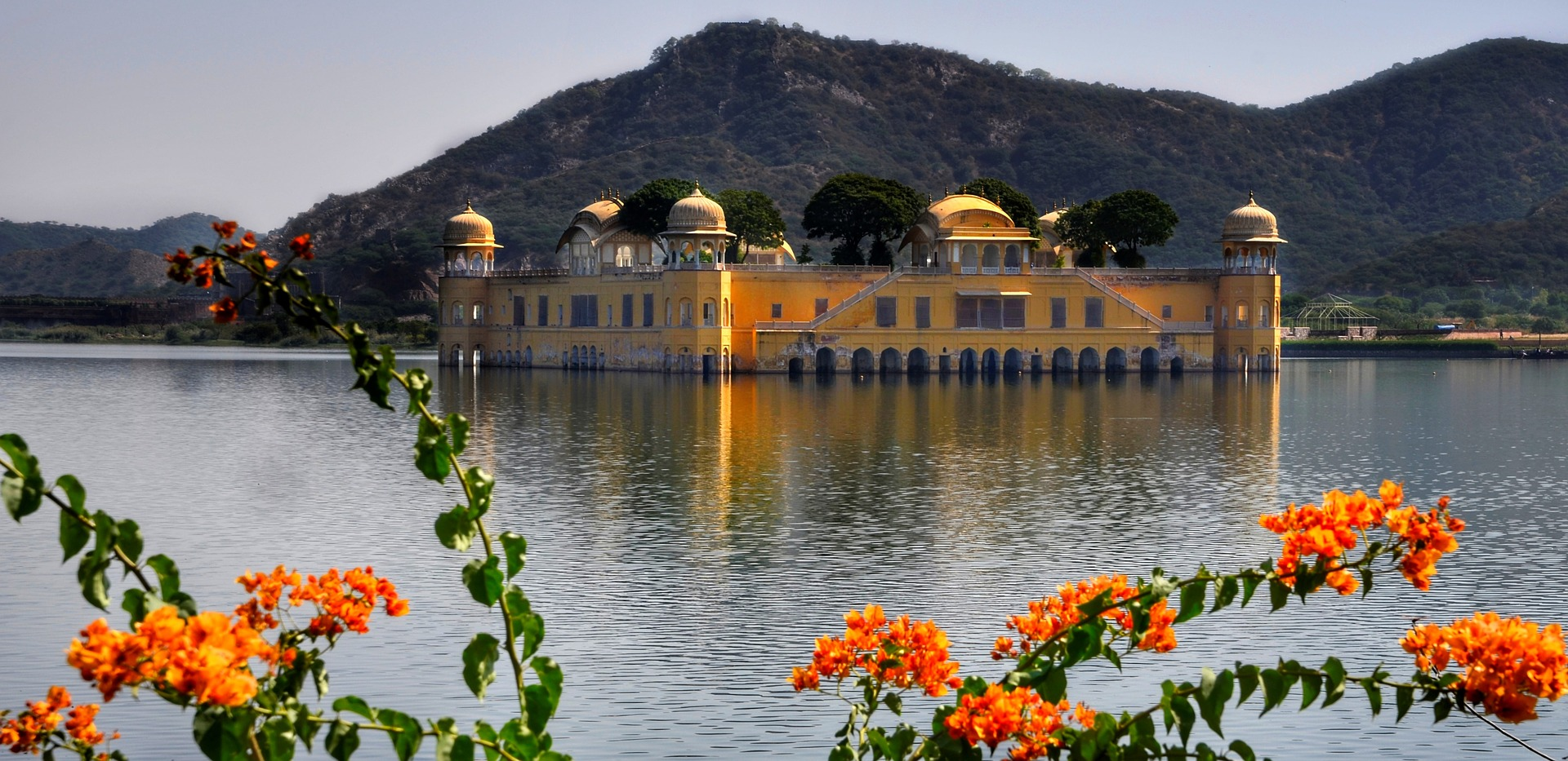weekend getaway Jaipur; Jal Mahal Jaipur India