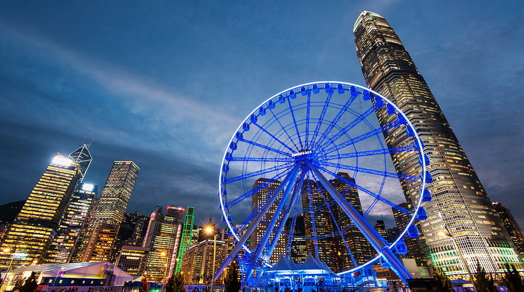 romantic things to do in hong kong