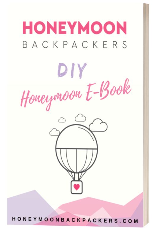 honeymoon planning guide ebook