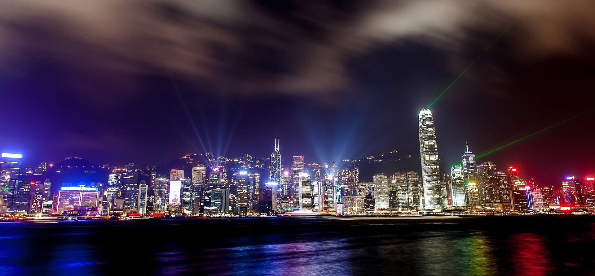 things to do in hong kong at night
