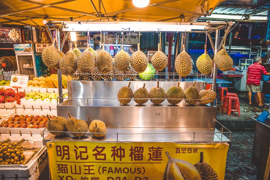 Best Street Foods In Kuala Lumpur