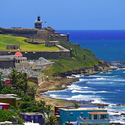 Puerto Rico; Honeymoon; Backpackers